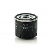 Filtru ulei - MANN-FILTER - W 79