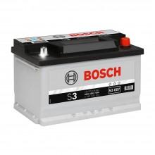 ACUMULATOR BOSCH 0092S30070 - S3 70Ah 640A