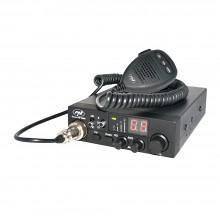 Kit Statie radio auto CB PNI ESCORT HP 8000 ASQ + Antena CB PNI Extra 45 cu magnet