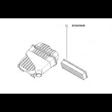 Filtru aer - Motor - DACIA - RENAULT ORIGINAL - 165469466R
