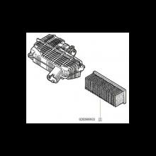 Filtru aer - Motor - DACIA - RENAULT ORIGINAL - 8200989933