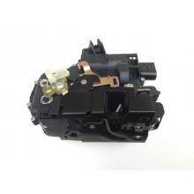 Broasca - incuietoare usa stanga fata (mufa neagra) VW, AUDI, SKODA, SEAT - VAG 3B1837015A (ECHVALENTA AM)