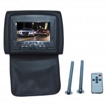 Tetiera cu monitor 7 inch culoare Negru, PNI-667C-B