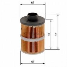 Filtru combustibil - BOSCH - 1457070001
