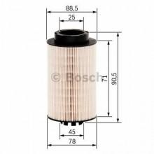 Filtru combustibil - BOSCH - F026402062