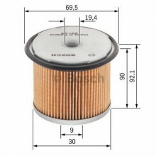 Filtru combustibil - BOSCH - 1457429656