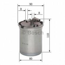Filtru combustibil - BOSCH - 0450906500