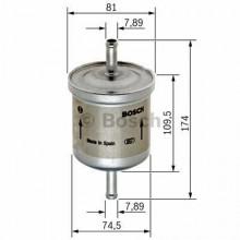 Filtru combustibil - BOSCH - 0450905318