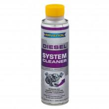 Aditiv motorina (curatare) RAVENOL Diesel System Cleaner 300ml
