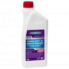 Antigel RAVENOL G12 (fara silicati) Concentrat 1,5L