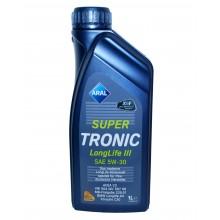 Ulei motor ARAL SUPER TRONIC LONG LIFE III 5W-30 1L - INLOCUIT DE SUPER TRONIC K