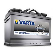 ACUMULATOR VARTA Start Stop (EFB) 565500065 B602 - 65Ah 650A