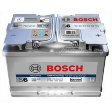 ACUMULATOR BOSCH 0092S60080 /  0092S5A080 - AGM 70Ah 760A
