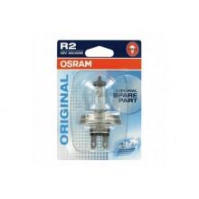 Bec Auto OSRAM - R2 halogen 12V 45/40W P45t BLISTER