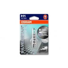 Bec Auto OSRAM  H1 12V 55W P14,5s SILVERSTAR (BLISTER)