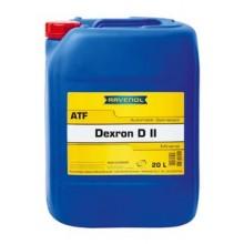 Ulei Transmisie RAVENOL ATF Dexron D II 20L