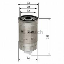 Filtru combustibil - BOSCH - 1457434329