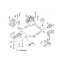 BIELETA INFERIOARA C.V. DUSTER - DACIA / RENAULT 8200805813