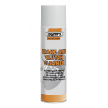 BRAKE & CLUTCH CLEANER- SOLUTIE CURATAT SISTEM FRANARE.