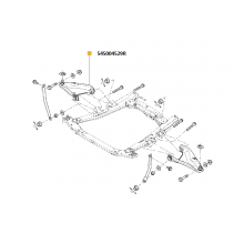 BRAT FATA DREAPTA LOGAN II - DACIA / RENAULT 545004529R