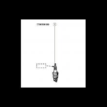 BUJIE APRINDERE LOGAN /MCV 1.4. 1.6 16V./CLIO I. MEG I - DACIA 7700500180