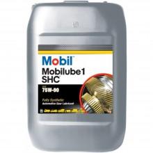 Ulei cutie viteze MOBILUBE 1 SHC 75W-90 20L