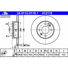 DISC FRANA - ATE - 24.0112-0116.1
