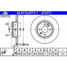 DISC FRANA - ATE - 24.0112-0171.1