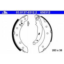Set SABOTI FRANA - ATE - 03.0137-0312.2