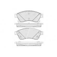 Set Placute frana OE CHEVROLET - 13412272