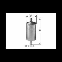 Filtru combustibil - Benzina - QWP - WFF204