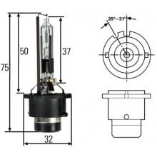 Bec XENON Hella D2R 12 V / 24 V 35W PK32d-3