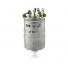 Filtru combustibil - MANN - FILTER - WK 853/11