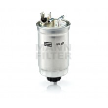 Filtru combustibil - MANN - FILTER - WK 851