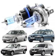 Becuri AUTO / Becuri de Rezerva - DACIA LOGAN - Toate variantele