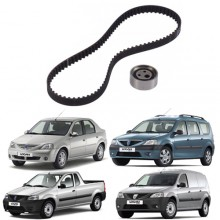 KIT Distributie DACIA LOGAN 1.6 16V (Curea, Role, Pompa Apa)