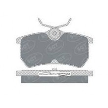 Set Placute frana OE FORD - 1075565