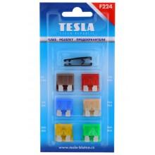 Set sigurante auto TESLA - F214 -12 bucati