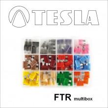 Set sigurante auto TESLA - FTR MULTIBOX -110 bucati