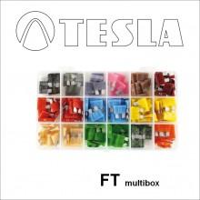 Set sigurante auto TESLA - FT MULTIBOX -195 bucati