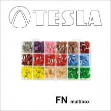 Set sigurante auto TESLA - FN MULTIBOX -360 bucati