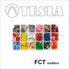 Set sigurante auto TESLA - FCT MULTIBOX -155 bucati