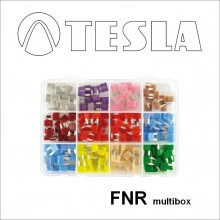 Set sigurante auto TESLA - FNR MULTIBOX -210 bucati