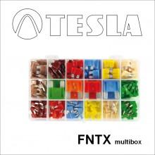 Set sigurante auto TESLA - FNTX MULTIBOX -140 bucati