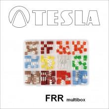 Set sigurante auto TESLA - FRR MULTIBOX -120 bucati