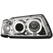 Faruri Audi A3 8L 96-00 Angeleyes crom