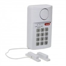 Sistem de alarmă cu numere cheiePutere sonorã 110dB