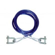 Chinga - Cablu de remorcare/tractare otel 3 Tone - FE6025.003.01