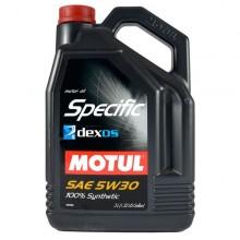 Ulei motor MOTUL SPECIFIC DEXOS2 5W30 5L