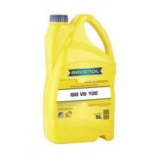 Ulei compresor / pompa vidare RAVENOL ISO VG 100 - 5L
